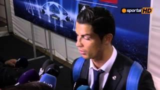 Симулирал ли е Роналдо за втората дузпа - мнението на мегазвездата на Реал