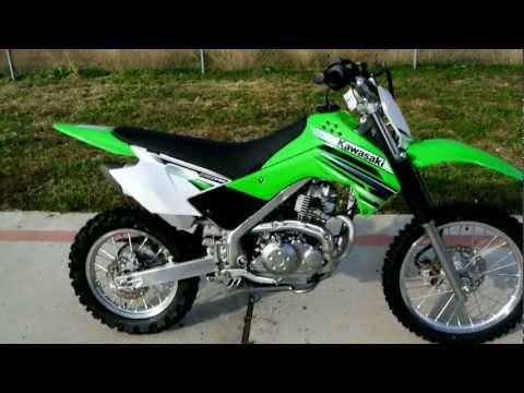 Overview and review: 2012 Kawasaki KLX140 Recreational Dirt Bike