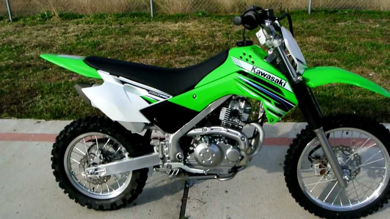 overview and review 2012 kawasaki klx140 recreational dirt bike youtube. Black Bedroom Furniture Sets. Home Design Ideas