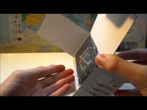 Unboxing: Samsung Star 3 (Deutsch) (HD)