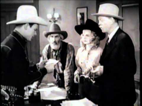 DON'T FENCE ME IN  (1945) Part 3/3 UNCUT Version ROY ROGERS Dale Evans
