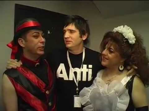 Matt Taylor interviews Rogue Traders Sleaze Ball 2005