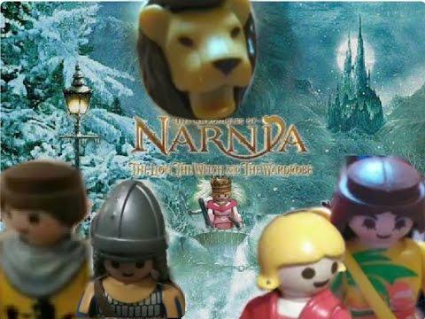 Crónicas de Narnia Playmobil, 3/3 #picpac #stopmotion #lego