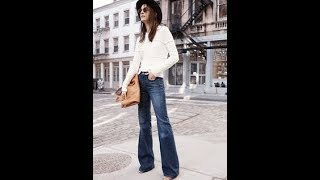 What to wear with bootcut jeans 2017