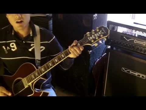 Epiphone Howard Roberts Review and Demo