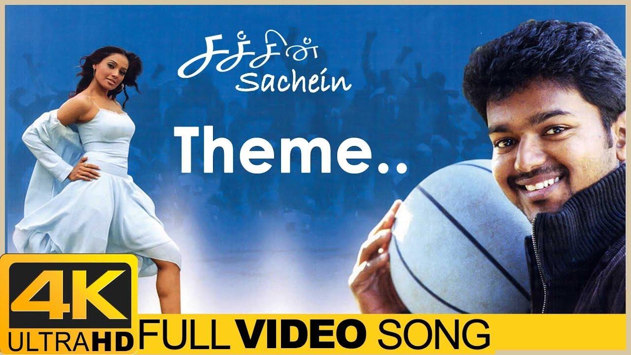 Kanmoodi Thirakum Pothu HD Video Song Sachin