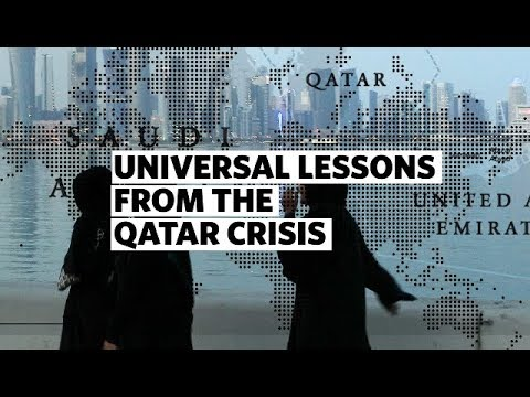 Universal Lessons from the Qatar Crisis