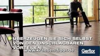 Gerflor Senso CLIC Vinyl Laminat Fussboden Dielen | kransen-floor.de