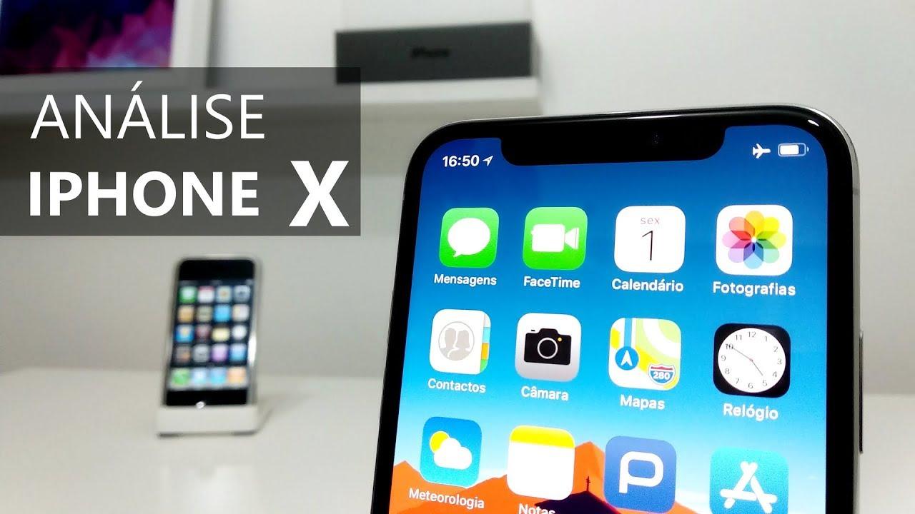 d95cdb75b5 Análise: iPhone X... o melhor de todos - Pplware
