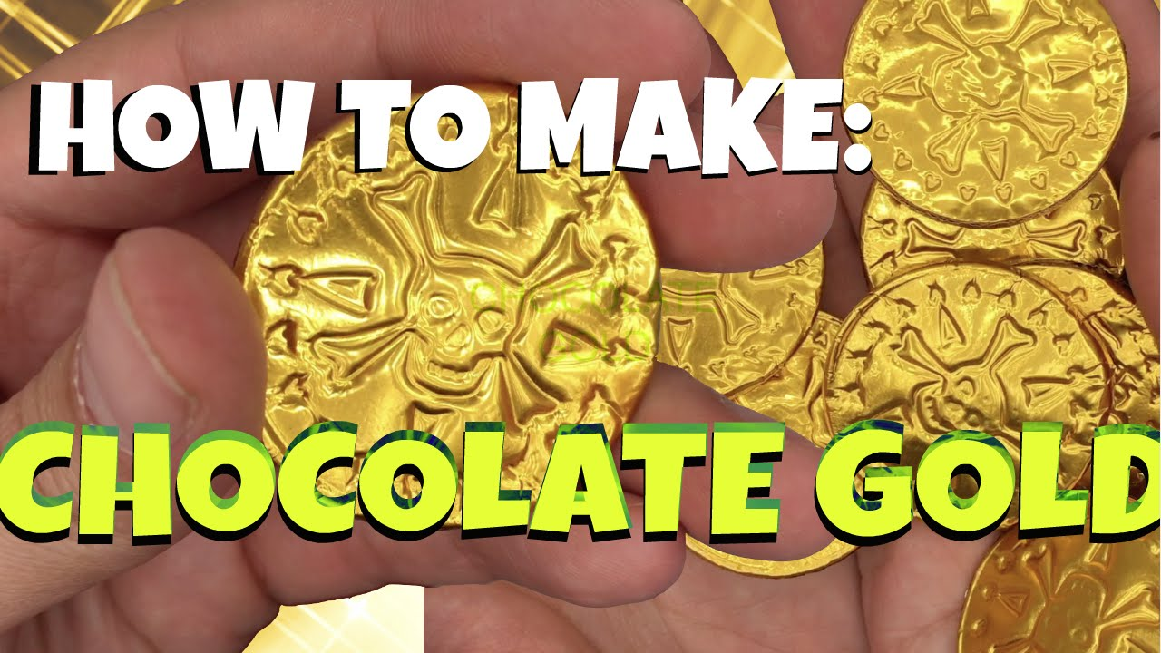 How To Make Gold Coins You