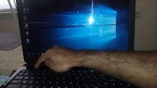 fn key not working fix !