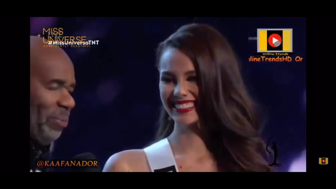 Miss Universe 2018 Catriona Gray Full Performance And Crowning Moment