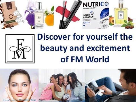 FM World UK Business Presentation 2018