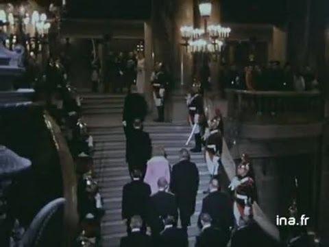 Pompidou à Opéra