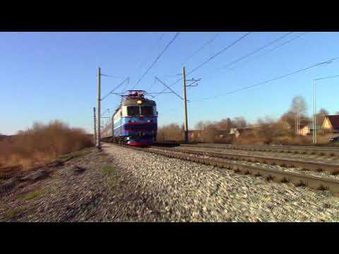 Фирменный поезд Мордовия сообщением Москва - Саранск