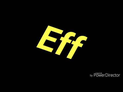 Bo Burnham-Eff lyrics