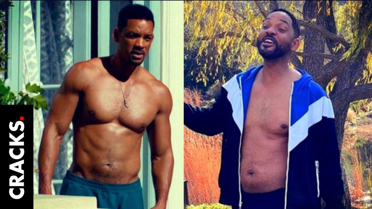 El entrenamiento de Will Smith para volver a ponerse en forma