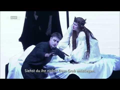 Pavel Cernoch - Dshamilja Kaiser-  Duet Hamlet Bregenz 2016