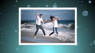 Шаблон № 5 молодежный/Создание слайд шоу из Ваших фотографий