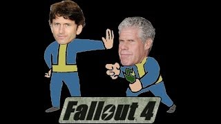 fallout 4 ron perlman acknowledges fo4 s existence and won t be voice acting in fo4