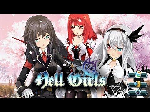 HELL GIRLS [ DEUTSCH ] 004 Anime Hentai Lets Play