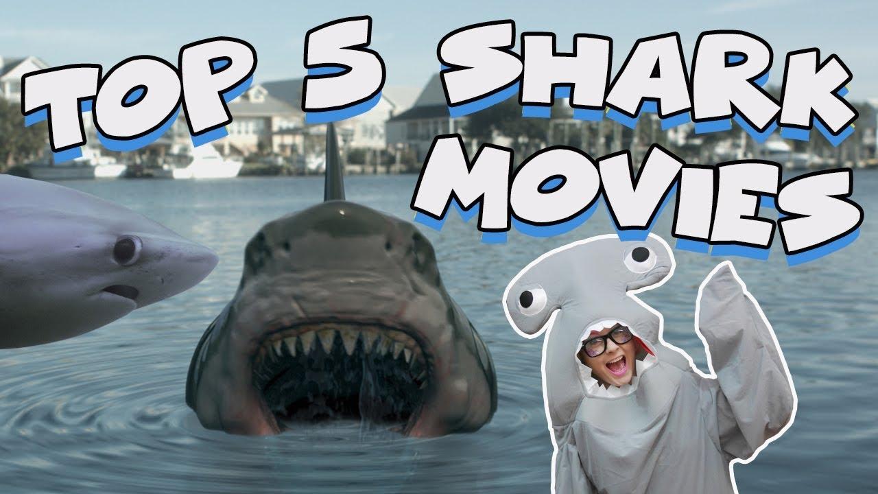 Top 5 Shark Movies- Shark Week 2018 - YouTube