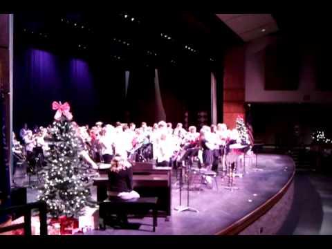 Clintonville Middle School Band Xmas Concert