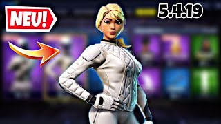 FORTNITE DAILY ITEM SHOP 5.4.19 | RENNFAHRER SKINS AGAIN ON THE WAY!!