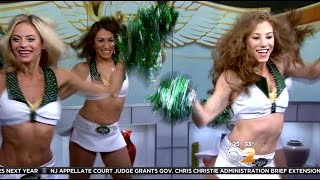 Jets Flight Crew Searches For A Few Good Cheerleaders