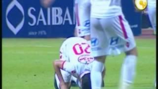 بالفيديو..محمد إبراهيم يحيي آمال الزمالك بالتعادل مع المصري