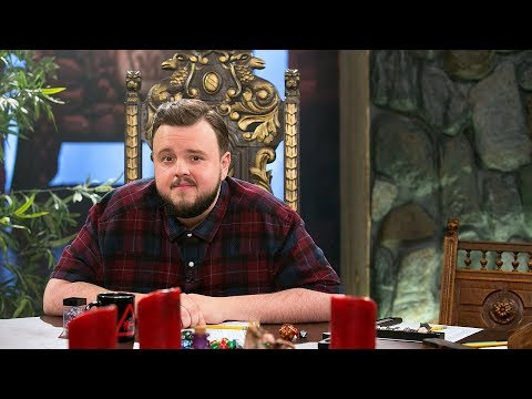 CelebriD&D with Game of Thrones' John Bradley