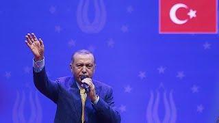 Erdogan: Wahlkampf in Bosnien-Herzegowina
