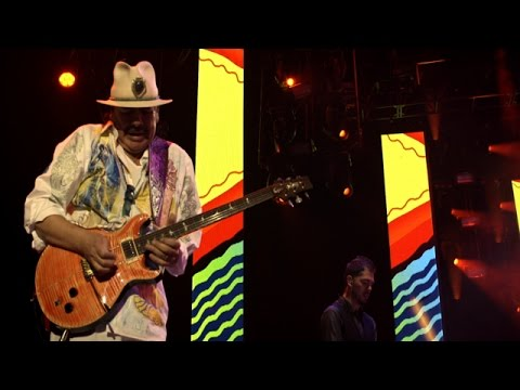 Santana: Corazón - Live from Mexico, Live It to Believe It (Trailer)