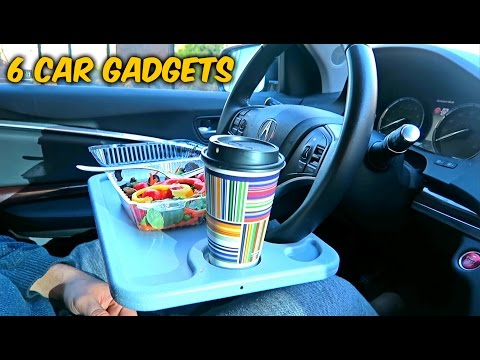 Download Youtube: 6 Car Gadgets put to the Test