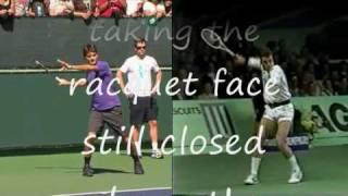 Federer & Nadal vs Ivan Lendl - The Forehand