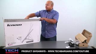Lenovo IdeaCentre A720 All In One Desktop Unboxing (HD)