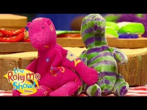 Roly Mo Show – Picnic in the Garden & Pleased To Meet You |Cartoons for Children | Fimbles & Roly Mo