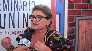 Prefeita Iris Gadelha Viaja para Brasilia em busca de recursos para o Município de Alto Santo