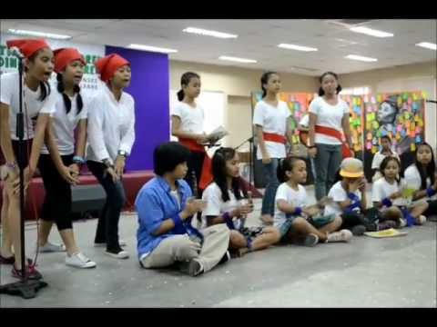 Chanting Children's Rights