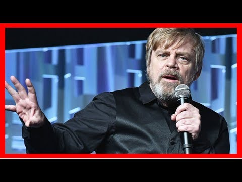 News-Star wars actor mark hamill used wheelchairs to avoid autograph hunters