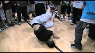Underground Flow's 10 Year Anniversary Cypher at Breaking Roots 2011