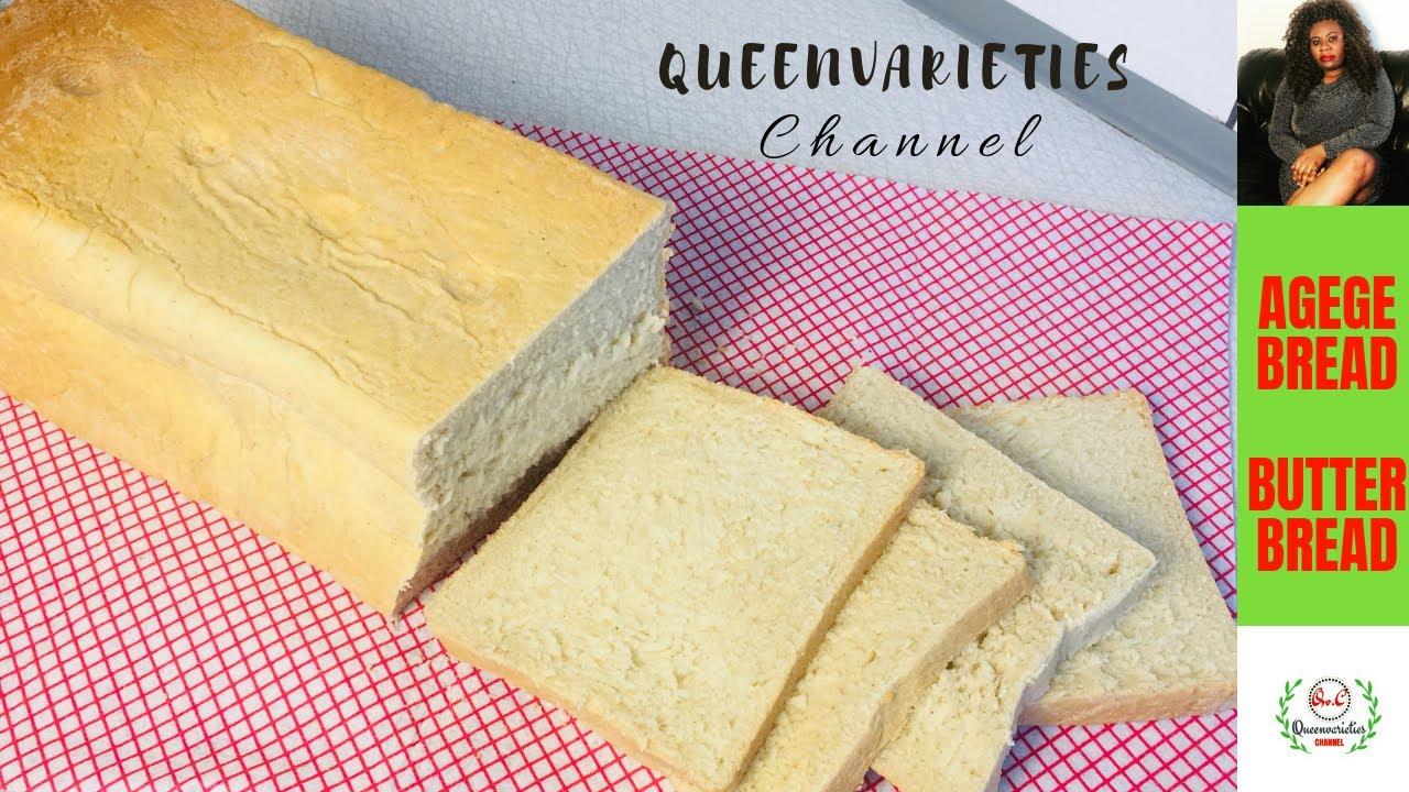 Download ✅Nigerian AGEGE BREAD Recipe | NIGERIAN BUTTER BREAD | EASY STEP BY STEP