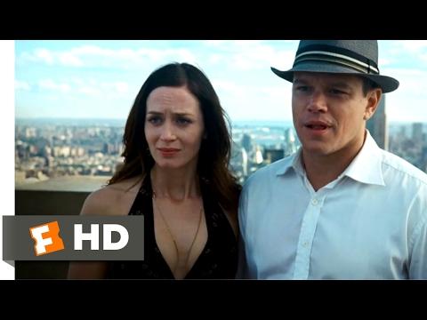 The Adjustment Bureau (2011) - Rewriting the Ending Scene (10/10) | Movieclips