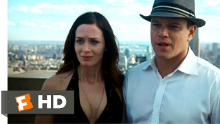 The Adjustment Bureau (2011) - Rewriting the Ending Scene (10/…
