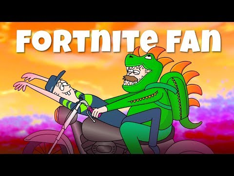 Fortnite Fan (Ronnie Flex - Fan ft. Famke Louise PARODIE)