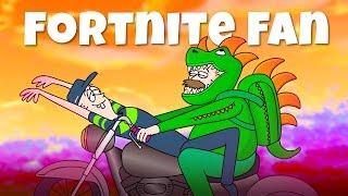 Fortnite Fan (Ronnie Flex - Fan ft. Famke Louise PARODIE)