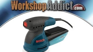 Bosch Random Orbit Sander ROS20VS Review