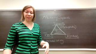 Activity Systems Introduction
