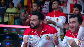 Pro Kabaddi 2018 | Haryana Steelers vs Gujarat Fortunegiants | Match Highlights | HINDI