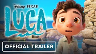 Pixar's Luca - Official Trailer (2021) Jacob Tremblay
